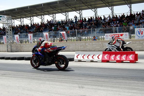 Türkiye Motodrag Şampiyonası 1. Ayak Yarışı 5