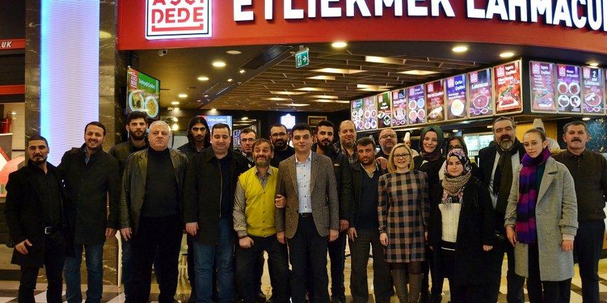 Kentplaza'dan Gazeteciler Günü jesti