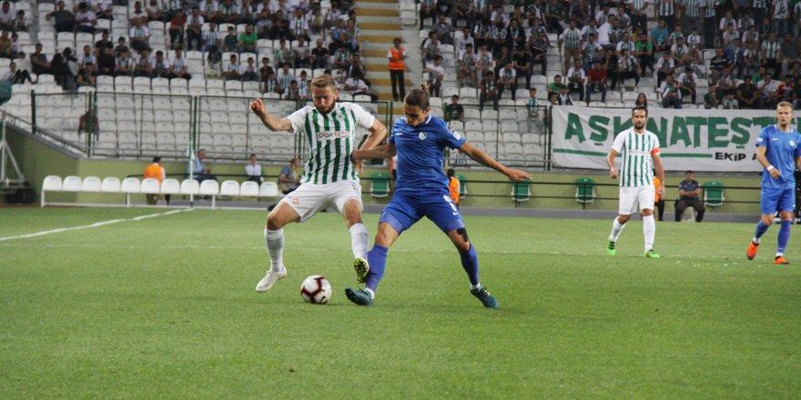 Konyaspor'un 3 haftalık maç takvimi belli oldu