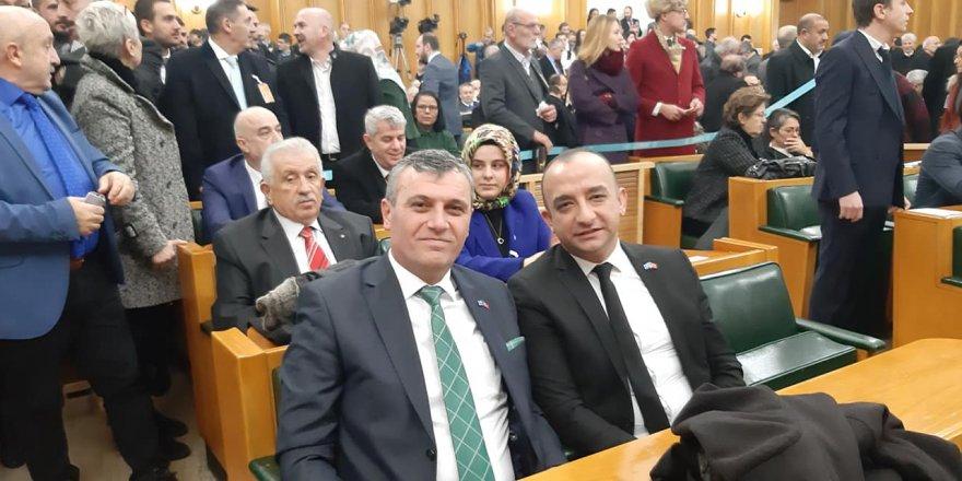 İYİ Parti'nin Konya adayı Oğuz Şimşek