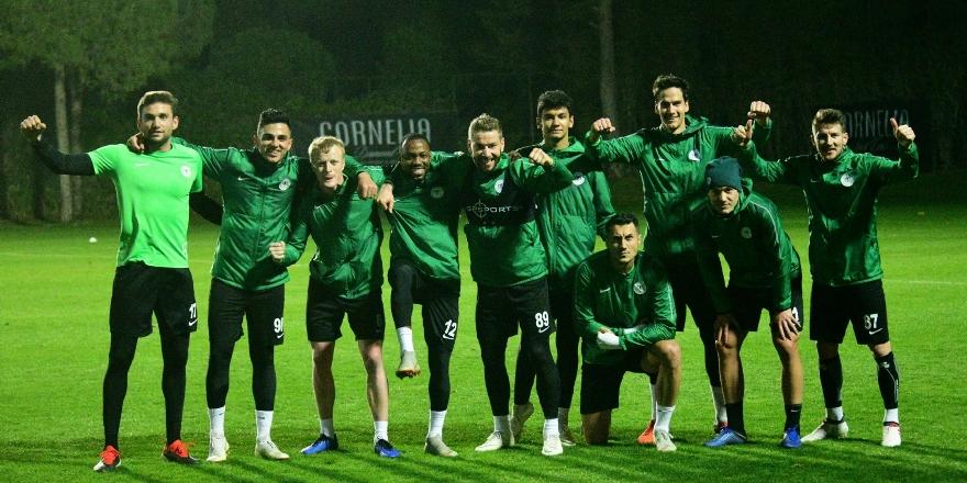 Erzurumspor-Konyaspor maçının günü değişti