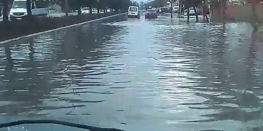 Konya'da deniz yok diye kim diyor?