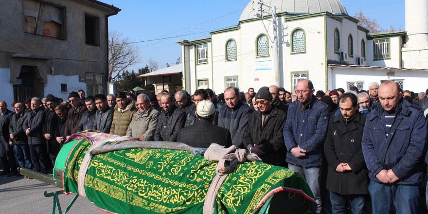 Durmuş Ali Koçak'ın eşi hayatını kaybetti