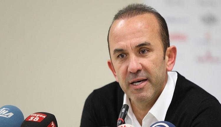 """Mehmet Özdilek: """"Kaybetmek moral anlamında bizi üzdü"""""""