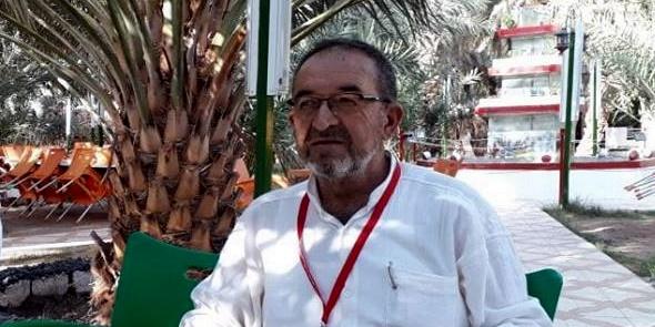 MGV eski il başkanı Sahip Eke vefat etti