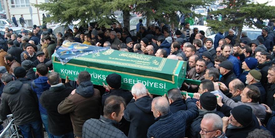 Sedat Altınay'ın yengesi vefat etti