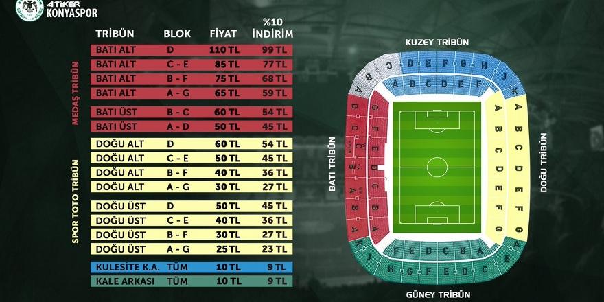 Antalyaspor maçı biletleri satışa çıktı