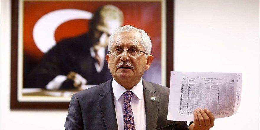 YSK Başkanı Güven: Mükerrer, sahte, hayali seçmen yok