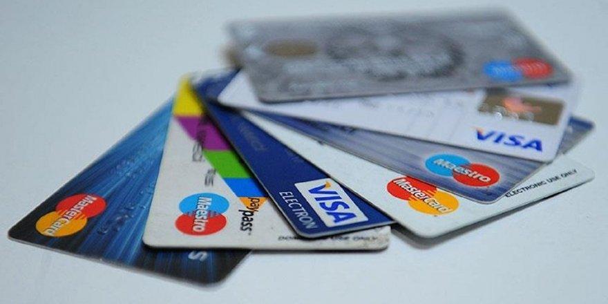 Kredi kartı sayısı yüzde 6 arttı: 66.3 milyon