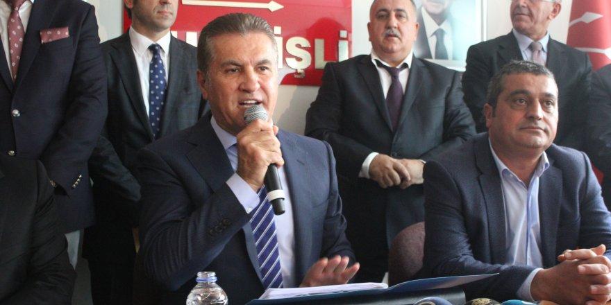 Mustafa Sarıgül, CHP'den istifa ediyor
