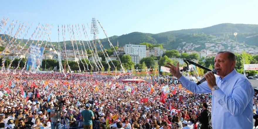Erdoğan'dan kitapta, dergide, gazetede KDV müjdesi