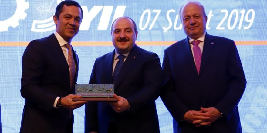 Türktraktör 2019'a 3 yeni ödül ile başladı