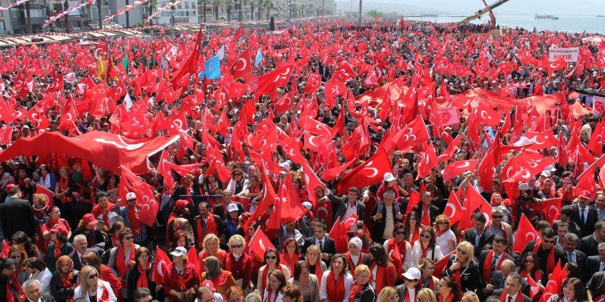 CHP'nin yerel seçim kampanyası başlıyor