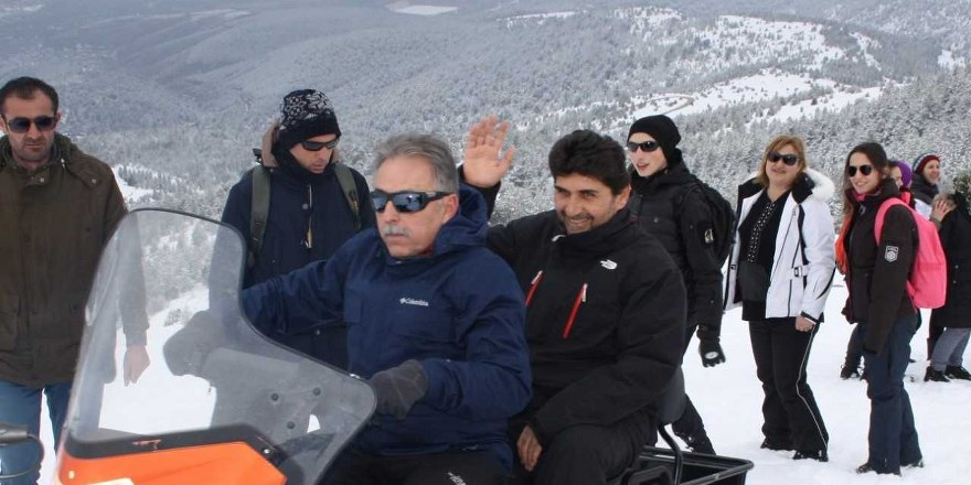 Vali Toprak: Derbent Aladağ istikbal vadediyor