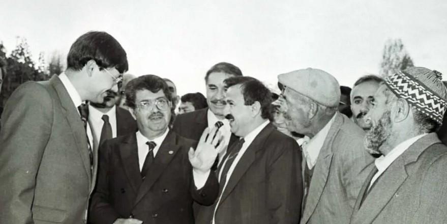Turgut Özal Melih Gökçek'e tanzim satış için ne demişti?