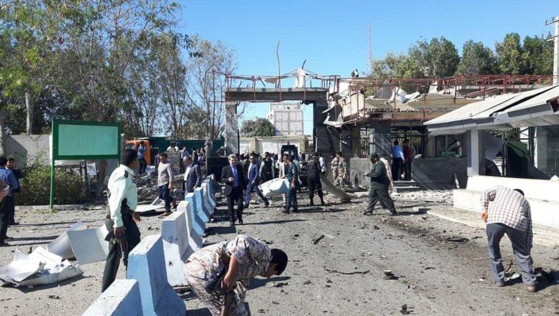 İran'da intihar saldırısı:20 ölü