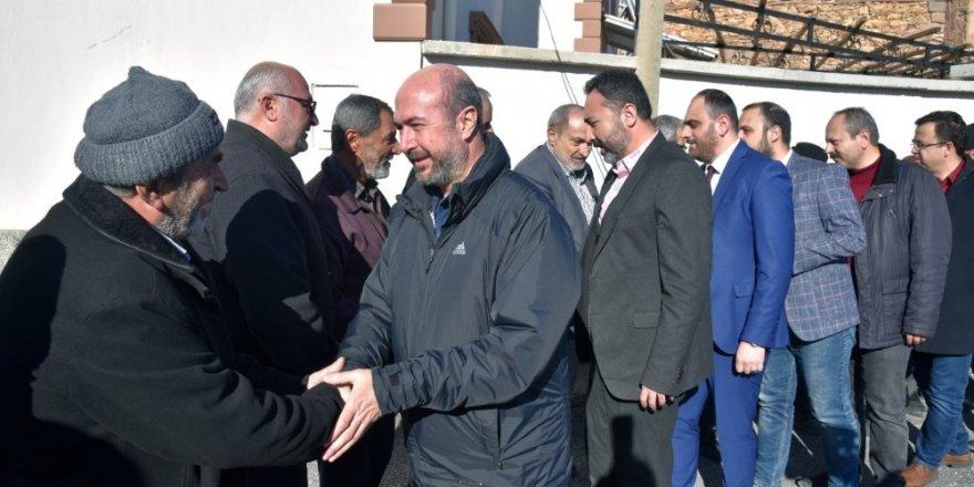 Başkan Pekyatırmacı mahalle ziyaretlerine devam ediyor