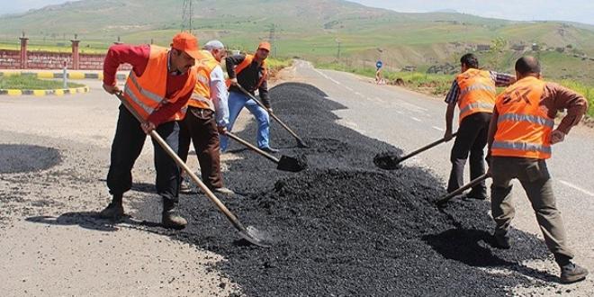 Karayollarında 10 bin işçi mağdur