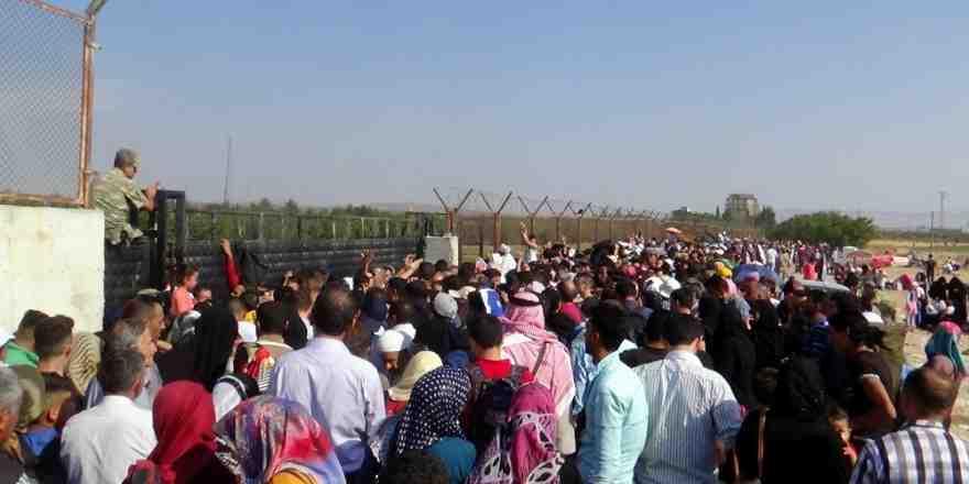 311 bin Suriyeli ülkesine döndü