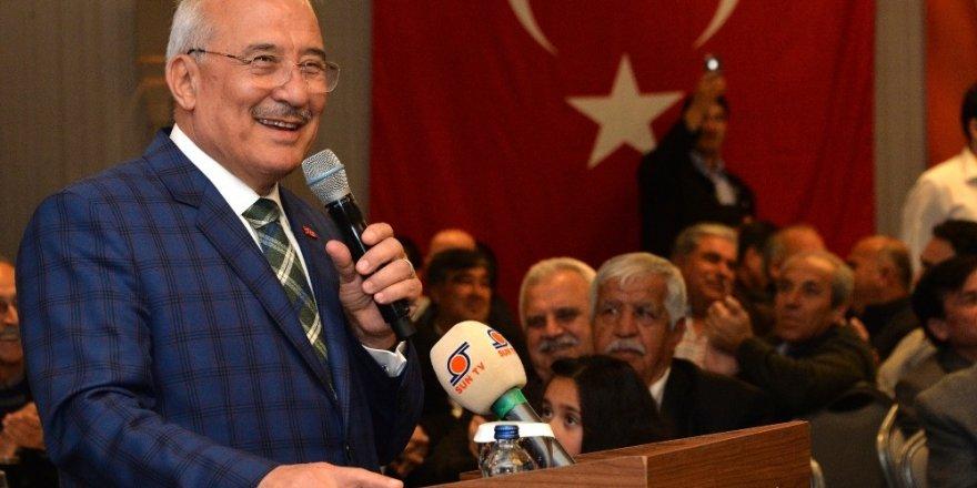 Burhanettin Kocamaz'ın Mersin'deki adaylığının riske girdiği iddiası