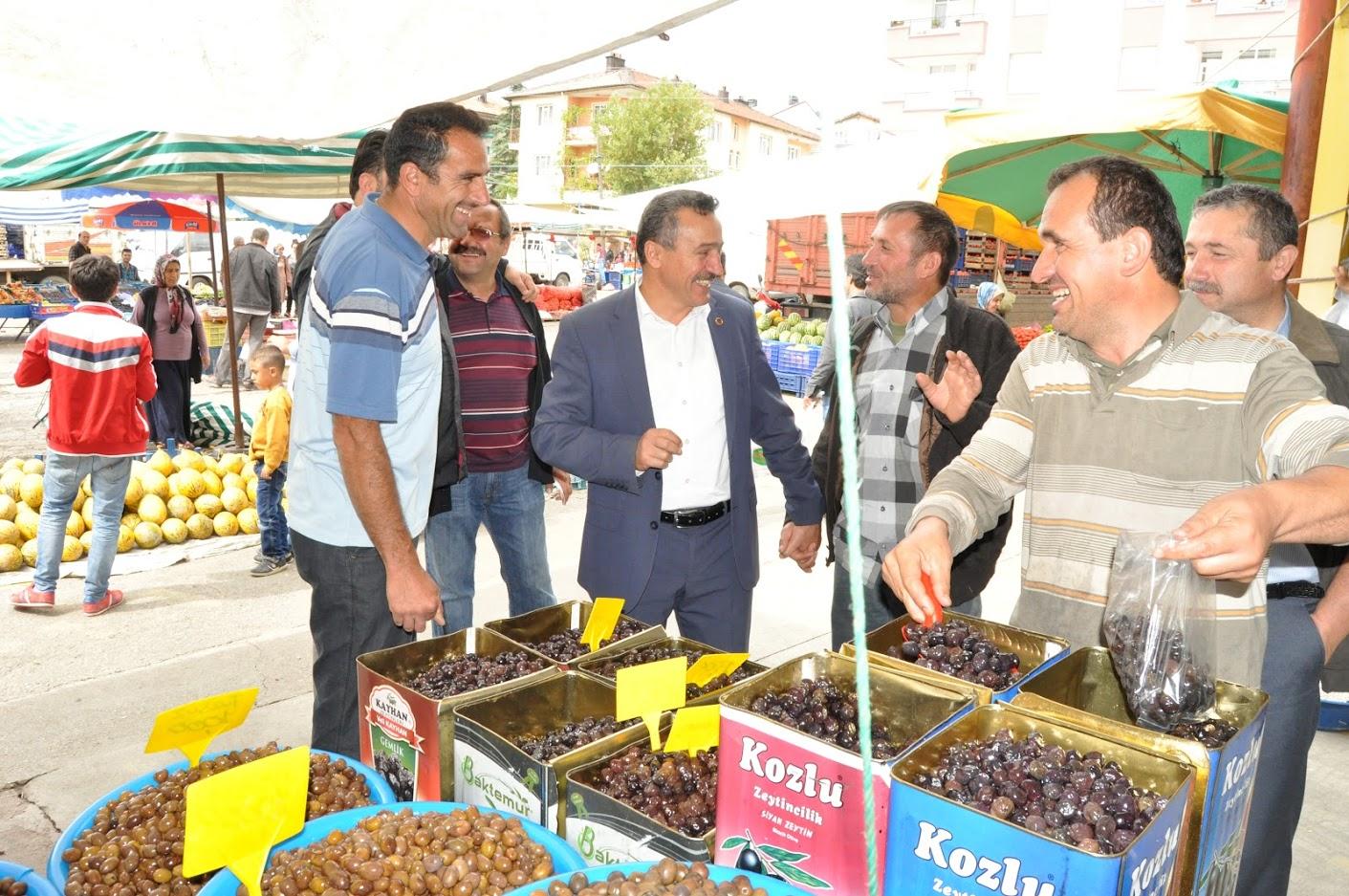 Seydişehir'e ikinci  pazar yapılacak