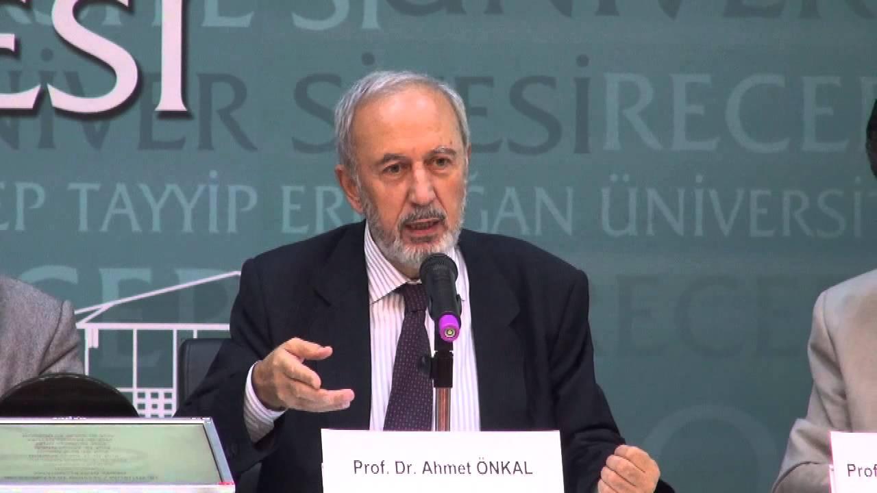 Prof. Dr. Ahmet  Önkal vefat etti