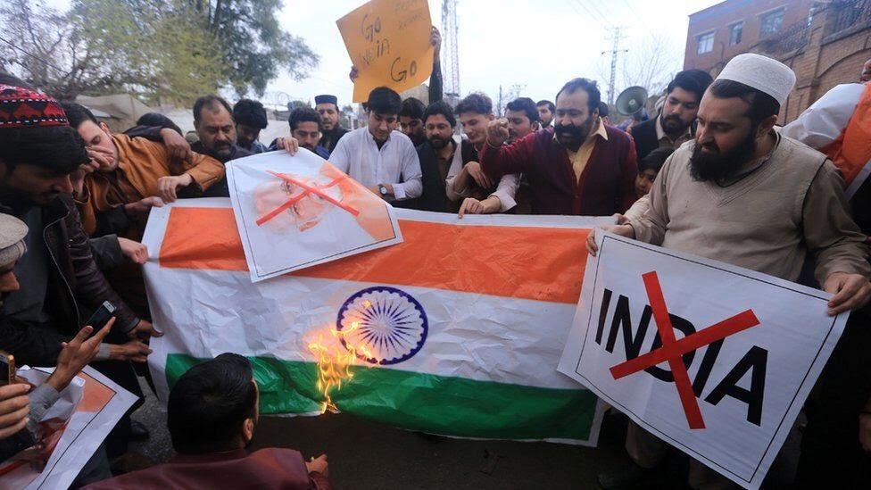 Pakistan-Hindistan savaşı kapıda