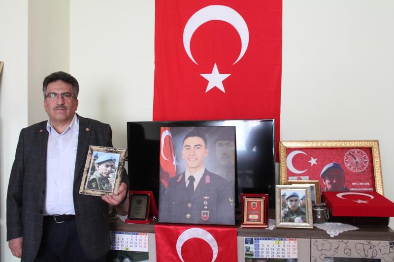 Afrin'de Çanakkale ruhunu dirilttiler