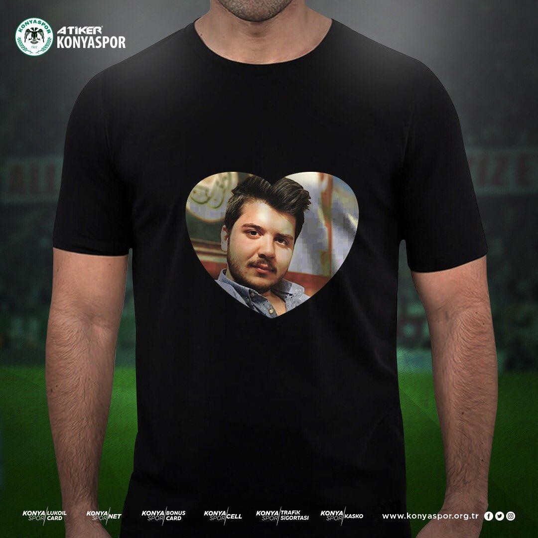 Konyaspor Furkan'ı unutmadı