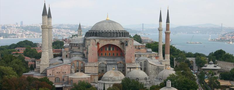 Türkiye'ye Ayasofya üzerinden tehdit