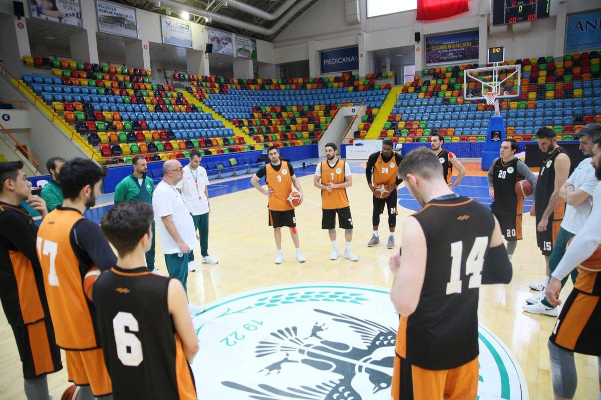 Konyaspor Basket'in rakibi  Bandırma Kırmızı
