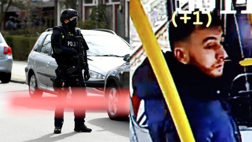 Hollanda'da silahlı saldırı:3 ölü
