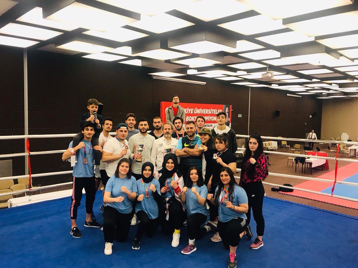 Kick boksa Konya damgası