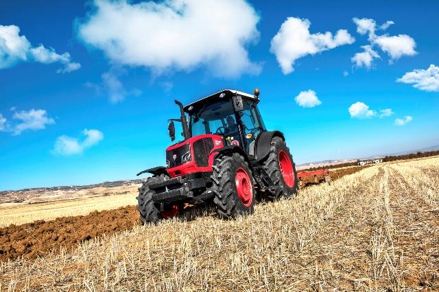 Erkunt'tan Türk çiftçisine destek
