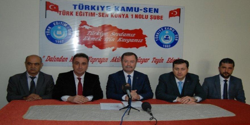 Türk Eğitim-Sen, dilekçeleri MEB'e gönderdi