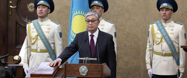 Kazakistan'ın yeni devlet başkanı Takoyev oldu