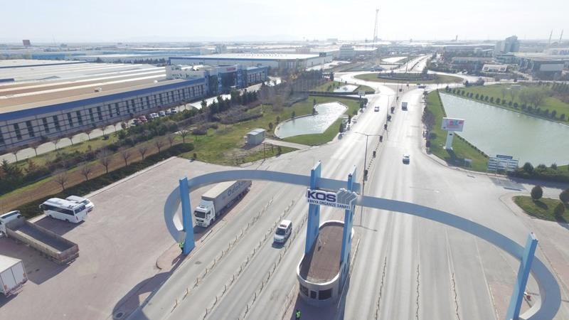 OSB'de 5 yılda  109 fabrika açıldı