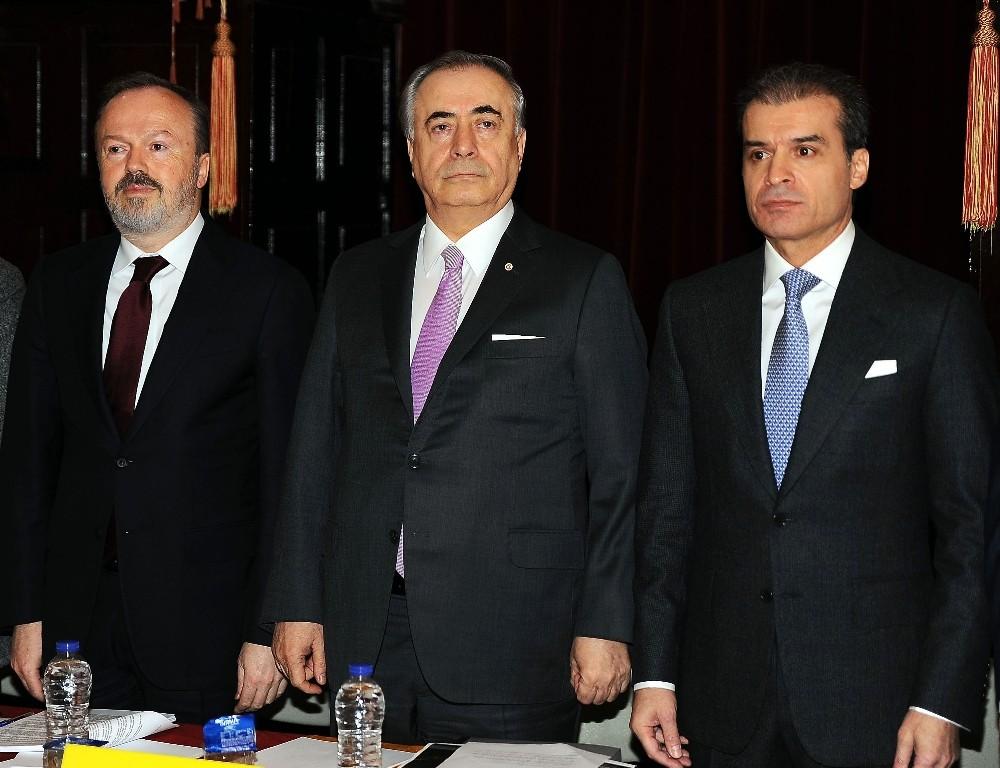 Galatasaray'da olağan genel kurul yarın