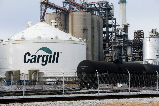 Cargill raporu meclise sunuldu!