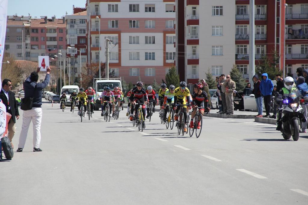 Hasan Kılıç-Hasan Can  Bisiklet Yarışı tamamlandı