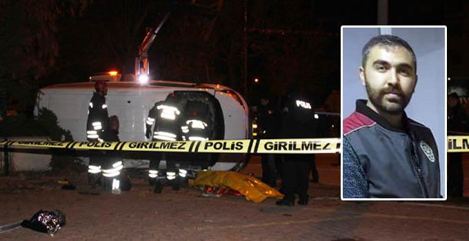 Polisi şehit eden  sürücü yargıda