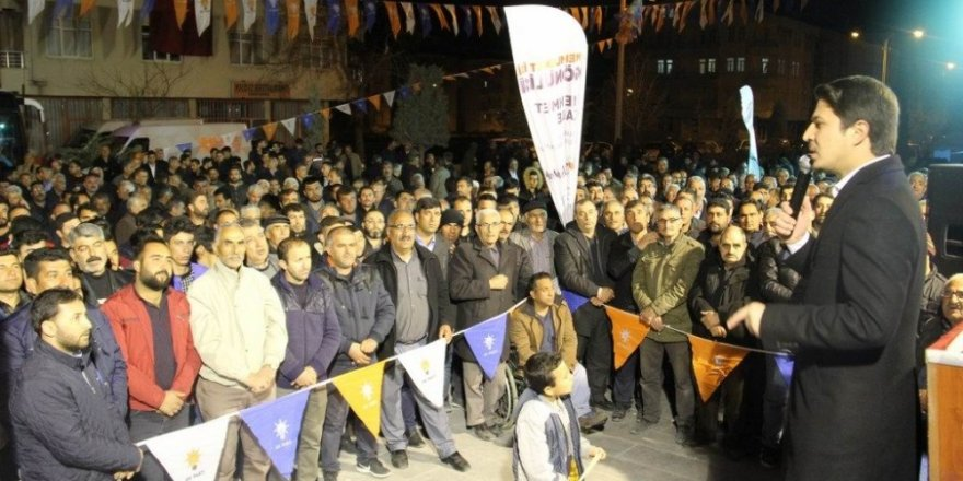"""Türkiye'ye mesaj niteliğinde bir oy farkını bekliyoruz"""""""