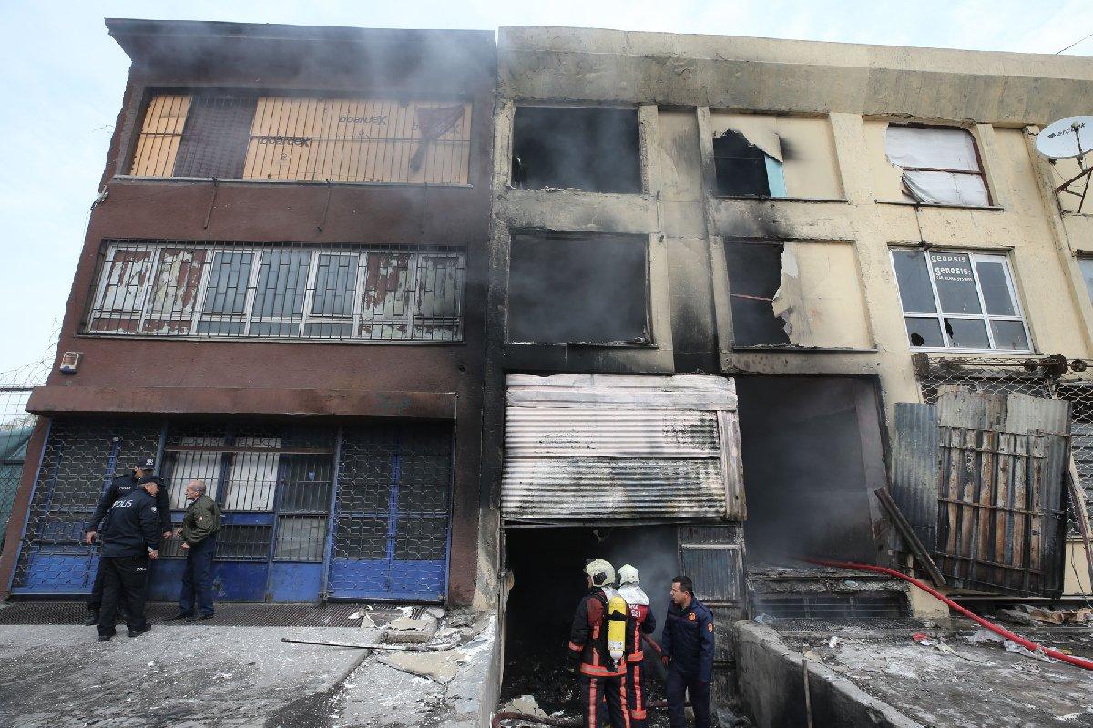 Ankara'da facia: 5 ölü