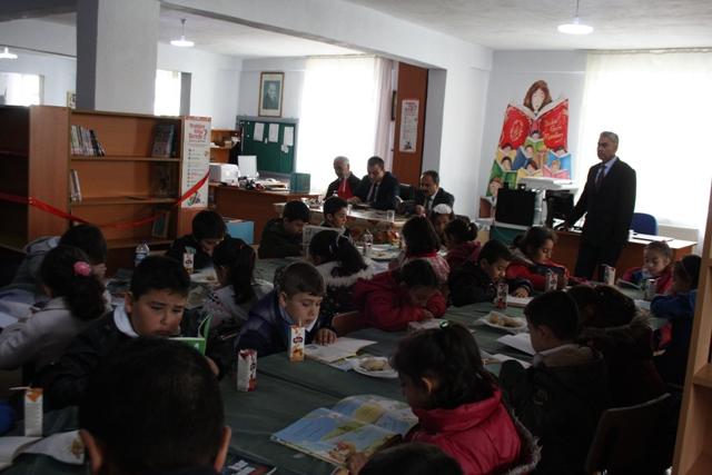 Yunak'ta 55. Kütüphane Haftası kutlandı