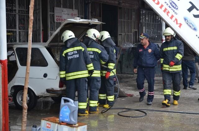 LPG tankındaki gaz kaçağı patlamaya sebep oldu: 3 yaralı