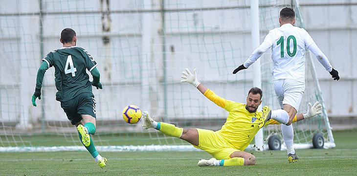 Konyaspor 3-1 kazandı