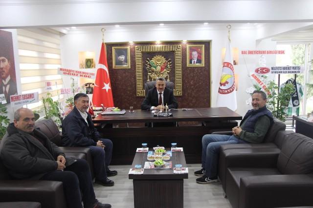 Seydişehir'e termal yatırımlar sürüyor