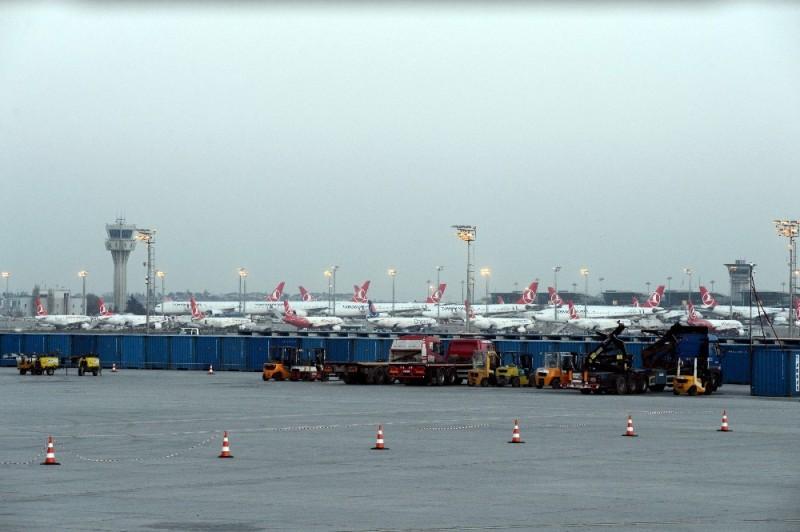 İstanbul Havalimanına büyük göç başladı