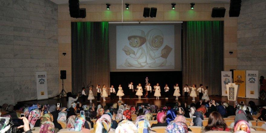 KOMEK ve ASEM'den Berat Kandili Özel Programı