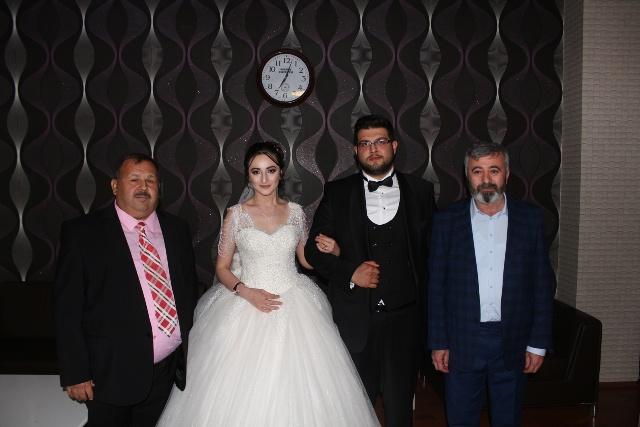 Doğan Arısoy'un oğlu evlendi